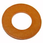 #4 NYLON WASHER (BULK)