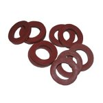 HOSE WASHER 10PC/CARD