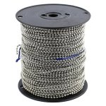 #10 N.P.BR BEADED CHAIN (500FT