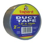 10 YARD SILVER DUCT TAPE