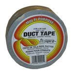 20 YARD SILVER DUCT TAPE