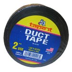 60YD BLACK DUCK TAPE