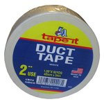 60YD WHITE DUCT TAPE