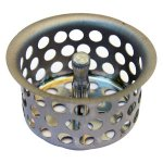 1 1/2 STRAINER WITH POST
