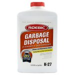 GARBAGE DISPOSAL CLEANR ROEBIC