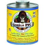 GORILLA BLUE HOT PVC GLUE 8OZ
