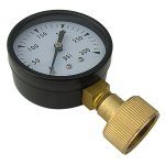 "300 PSI 2-1/2""WATER TEST GAUGE"