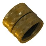 3/4 PLAIN HOSE COUPLING