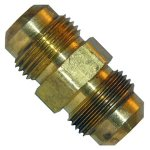 1/4 BRASS FLARE UNION 1EA-10PC