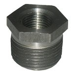 1/2X1/8 BLACK BUSHING