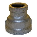 1-1/4 X 1/2 GALV BELL REDUCER