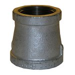 2-1/2X1-1/2 GALV BELL REDUCER