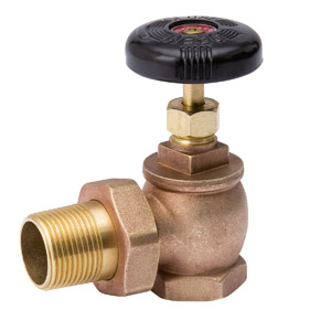 1IN BRONZE RADIATOR VALVE