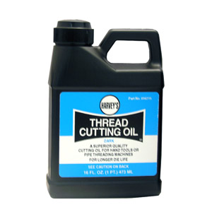 16OZ THREAD CUTTING OIL