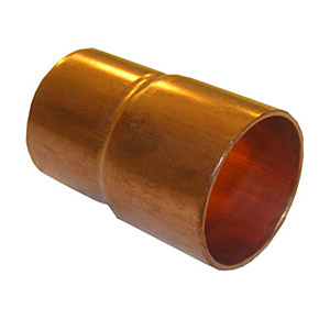 1 1/2 X 1 1/4 FTG X C COPPER FITTING REDUCING COUPLING