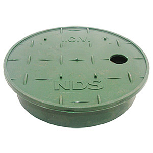LID ONLY-SM. RD VALVE BOX