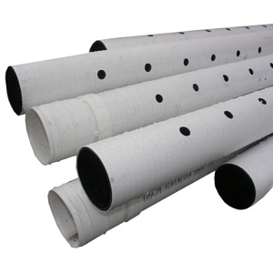"4""X10' PERFORATED S&D PIPE"