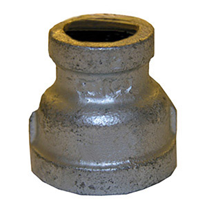 1-1/2 X 1/2 GALV BELL REDUCER