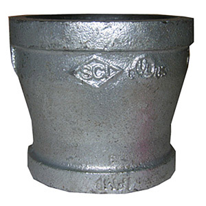 4 X 2 GALV BELL REDUCER