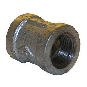 1/4 GALV COUPLING