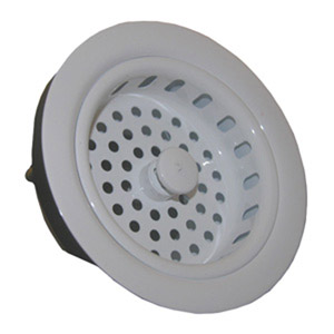 WH POST TYPE BASKET STRAINER