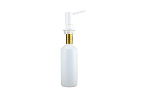 WH HD DELUXE SOAP DISPENSER