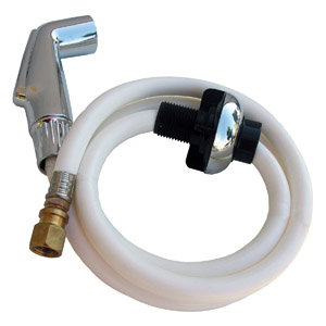CP KITCHEN HOSE & SPRAY KIT