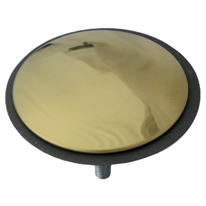 "PVD 2"" FAUCET HOLE COVER"