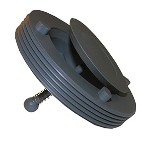 "4"" PVC SEWER RELIEF PLUG"