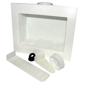 WASH MASH OUTLET BOX ONLY
