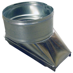 "3 1/4X10""X7"" VENT BOOT"