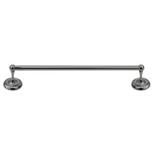"CP ROUND 18"" TOWEL BAR SET"