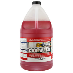 CAR WASH SOAP 1 GAL