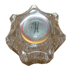 DELEX LUCITE HOT HANDLE