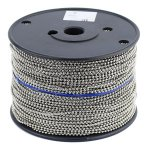 #3 N.P. BR BEADED CHAIN 500 FT