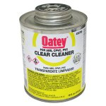 30795 PINT CLEAR PVC CLEANER