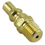 1/4 MALE PIPE THREAD X GAS MATE II PLUG