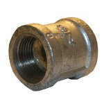 1 1/2 GALV R&L COUPLING